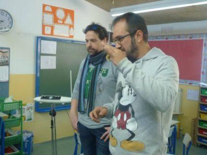 Programa Mentor Escuela Fransico Pino