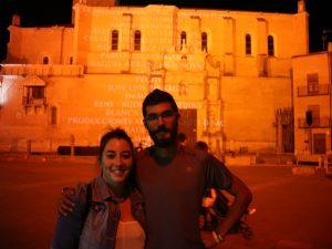 Pablo y Raquel