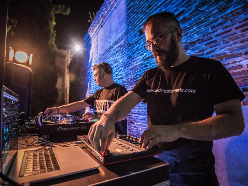 DJ y VJ MAPPING ME 2018